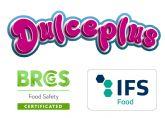Dulceplus Golosinas renueva sus certificados internacionales de seguridad alimentaria
