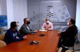 Primer encuentro entre Asecom y el nuevo alcalde de Molina de Segura