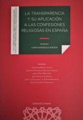 Carlos Delgado participa en un libro sobre la Transparencia y su aplicación a las confesiones religiosas en España