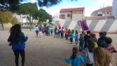 Desarrollo de las actividades de la Escuela Municipal de Semana Santa