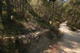 Medio Ambiente finaliza las actuaciones de recuperación ambiental en el sendero Zig Zag del Cerro de La Atalaya en Cieza