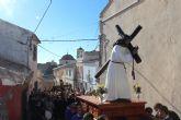 Puerto Lumbreras celebra el Vía Crucis por el entorno del Castillo de Nogalte 2016