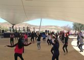 Puerto Lumbreras celebra una jornada de convivencia saludable para cerrar el Mes de la Mujer