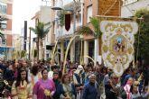 Procesión del Pueblo Hebreo y Misa de Domingo de Ramos 2018