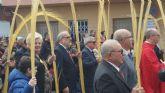 Las procesiones de Las Palmas y Jesús Triunfante protagonizan el Domingo de Ramos en San Pedro del Pinatar