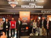 Más de 17 millones de personas de todo el mundo han seguido online la gran final de la Superliga Orange 'League of Legends' celebrada en Murcia