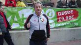 Esther Sánchez Perez la primera veterana en meta del I Alumbres Trail