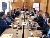 Una ampliación de 5 millones de euros culminará el Plan de Actuaciones de Aguas de Murcia en 2020