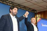 López Miras: 'Llevamos 5 años y medio consecutivos creando empleo en el sector turístico gracias a las políticas del Partido Popular'