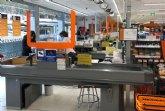 Consum completa la instalaci�n de mamparas de seguridad en las cajas de todos sus supermercados