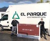 El servicio técnico y reparto a domicilio de El Parque Electrodomésticos sigue funcionando