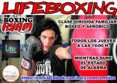 Mari Carmen Romero impartirá una clase de 'lifeboxing' familiar todos los jueves a las 19:00 horas mientras dure el confinamiento