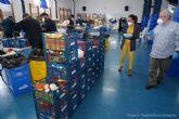 El Ayuntamiento inicia un Operativo de Emergencia Social para repartir comida y medicamentos