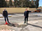 La limpieza y el mantenimiento constantes de Bah�a evitan que la urbanizaci�n quede anegada por las lluvias durante d�as