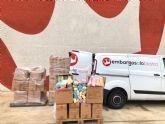 Embargosalobestia dona 3.000 juegos de cama para ayudar a cubrir las necesidades sanitarias por la crisis del coronavirus