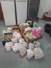 El Ayuntamiento de Molina de Segura dona a Cáritas alimentos de las escuelas infantiles del municipio