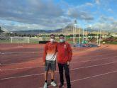 Nuestro atletismo, muy presente en las concentraciones RFEA de Semana Santa