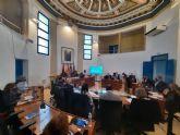 El Pleno aprueba el convenio para cubrir el tramo soterrado del Corredor Mediterráneo a su paso por Alcantarilla