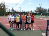 Victoria del Club de Tenis Kuore frente al Club de Tenis Huercal Overa por un 18 a 10