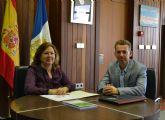 AJE Cartagena y Comarca ha presentado su memoria de actividades al Ayuntamiento pinatarense