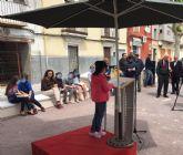 La Concejalía de Cultura del Ayuntamiento de Moratalla reparte cerca de 200 libros entre los asistentes a las actividades del Día del Libro