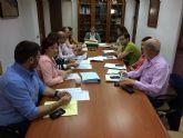 La Junta de Gobierno Local de Molina de Segura aprueba el proyecto de un nuevo colector general de saneamiento en la Avenida de la Industria