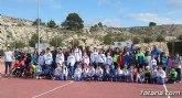 III encuentro Interclub escuela de tenis Kuore contra escuela de tenis Huercal Overa