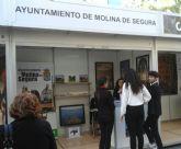 Más de 500 personas han visitado el stand de Molina de Segura en la III Muestra de Turismo Regional 2017