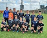 Publicados los horarios de la vigesimo tercera jornada de la Liga Comarcal de Futbol Base