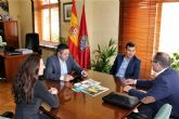 El Ayuntamiento de Alcantarilla renueva por segundo año un convenio de colaboración con el Balneario de Archena