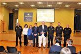 El delegado del Gobierno ha presentado una de las charlas incluidas en el Plan Director para la convivencia y mejora de la seguridad en los centros educativos y sus entornos