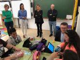 Más de 430 alumnos han participado en el programa 'Samsung Smart School' que fomenta el uso de las nuevas tecnologías