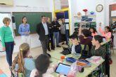 Los alumnos del colegio Purísima Concepción se benefician del programa 'Samsung Smart School'