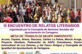 Más de 150 participantes en el III Encuentro de Relatos Literarios de la Mesa Local de Mujer Inmigrante
