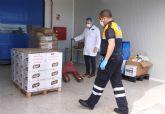 La murciana MasTrigo dona 200 kilos de producto para las personas más vulnerables de Abanilla