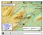 La actividad s�smica se eleva  en 24 horas en Murcia y Alhama