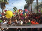 Murcia acogerá el 4 de septiembre la Crazy Race, la carrera más loca del mundo del running y abre su periodo de inscripciones