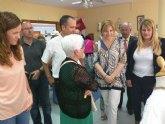La Comunidad destina 162.000 euros a financiar 20 plazas en el centro de día para personas mayores de Mazarrón