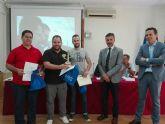 Entregados los premios de la X Olimpiada Regional de Inform�tica
