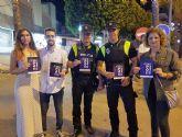 Feremur y el ayuntamiento de Alcantarilla realizarán una performance contra la violencia de género durante las fiestas de mayo