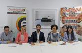El Ayuntamiento y Gudalentín Emprende renuevan el convenio de colaboración para impulsar el emprendimiento en Puerto Lumbreras