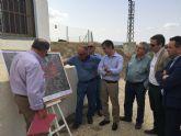 Agricultura estudiará el proyecto de modernización de regadíos de la comunidad 'El Porvenir' de Abanilla