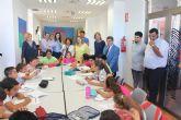 La Comunidad financia con 22.000 euros el apoyo escolar a la población gitana de San Pedro del Pinatar