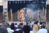 El musical 'El libro de la selva' puso el punto final a la campaña comercial 'Sal de Compras'