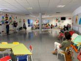 El concejal de Educación se reune con el equipo de la Escuela Infantil Colorines