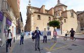 El Ayuntamiento peatonalizará diez ejes este próximo domingo como experiencia piloto del plan ´Murcia Peatonal´