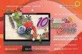 El X Congreso Internacional ANEBERRIES On Line se realizará desde el 27 al 31 de Julio