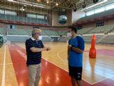 El Palacio de los Deportes abre hoy sus puertas con el entrenamiento de ElPozo Fútbol Sala