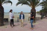 El órgano gestor de playas de San Pedro del Pinatar define un plan de contingencia para la apertura de las playas
