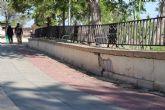 Huermur logra que Cultura obligue al Ayuntamiento a restaurar el Paseo del Malecón